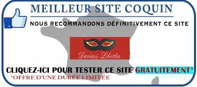 Site de rencontre DeviensLibertin France