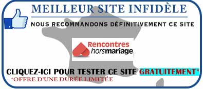 Site de rencontre RencontresHorsMariage France
