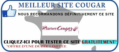 Site de rencontre ReserveCougar France