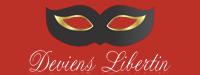 Logo du site de rencontre français DeviensLibertin