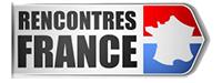 Logo du site de rencontre français Rencontres-France