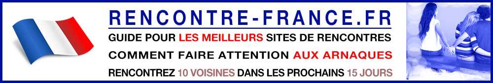 Entête du site rencontre-France.fr