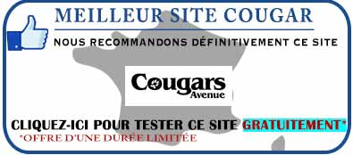 Site de rencontre Cougars-Avenue France